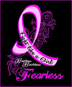 Breast Cancer Awareness T-Shirts- Fight Like a Girl! fb37bdb5f